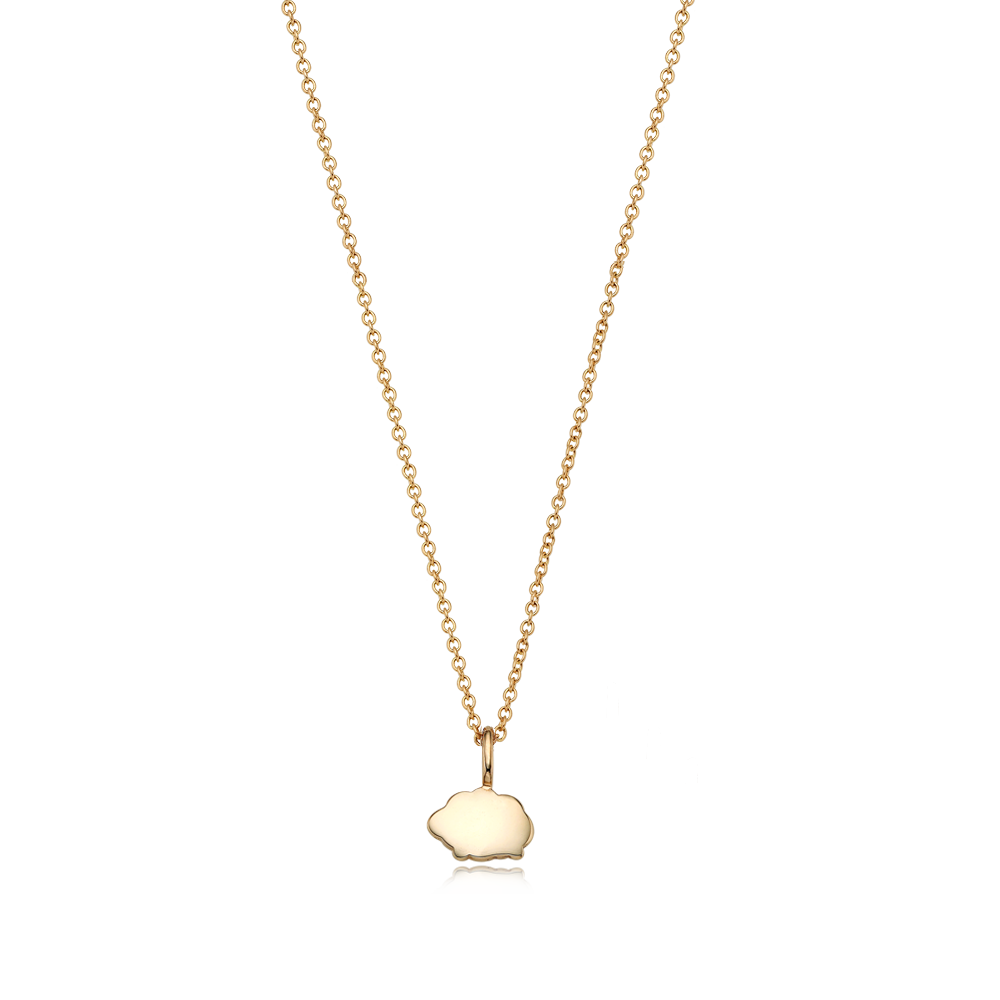 14K/18k Gold Mini Oriental Zodiac Sheep Necklace