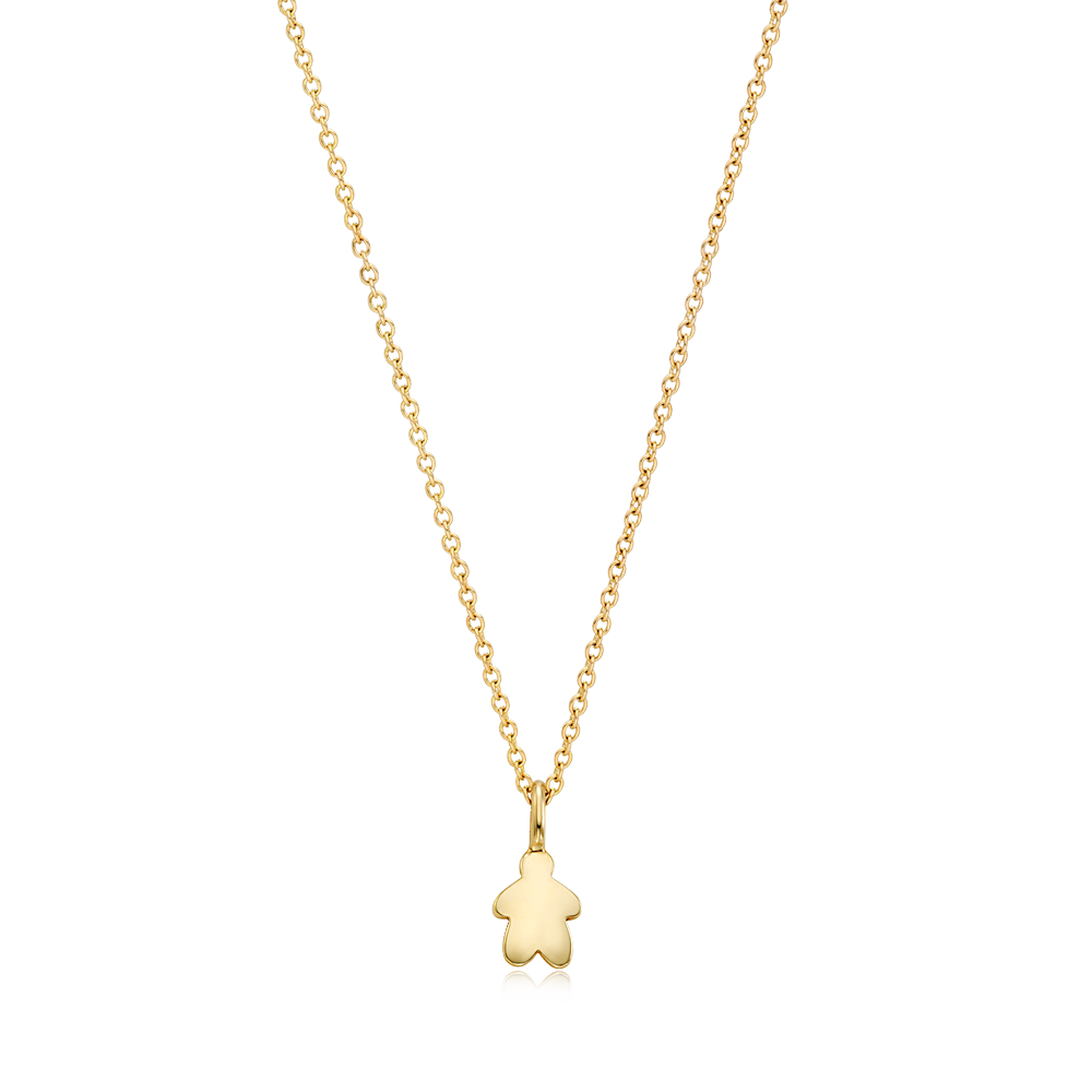 14K/18k Gold Kaiu Hope Necklace - me Necklace